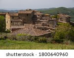 Village Volpaia In Province Of...