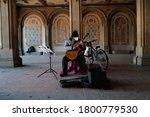 March 22. 2020 Musician With...