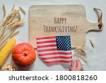 Text Happy Thanksgiving On...
