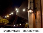Retro Loft Style Street Lamp On ...