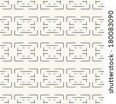 seamless pattern  stylish... | Shutterstock .eps vector #180083090