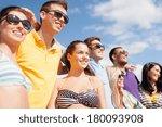 summer  holidays  vacation ... | Shutterstock . vector #180093908