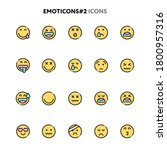 vector icons related to...