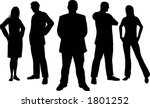 young professional   vector | Shutterstock .eps vector #1801252