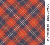 tartan seamless pattern... | Shutterstock .eps vector #1801289500