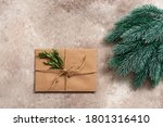 Craft Envelope With A Spruce...
