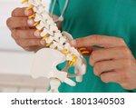 Back Pain Relief Concept....