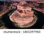 Colorado River. Horseshoe Bend...