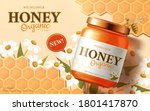 Organic Honey Product With...