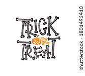 Text Trick Or Treat And...