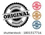 original guarantee authentic... | Shutterstock .eps vector #1801517716