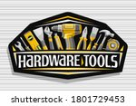 Vector Logo For Hardware Tools  ...