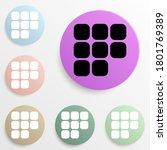 atm button badge color set....