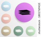 level sheets badge color set....