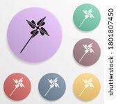 fan  propeller  toy badge color ...