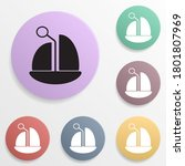 toy sailing ship badge color...