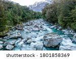 In Fiordland National Park On...