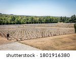 Verdun Cemetery With The...