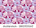 vector floral seamless pattern. ...   Shutterstock .eps vector #1801923163