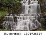 Chittenango Falls Waterfall In...
