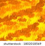 Aquarelle Texture. Bright Tie...