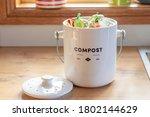 Kitchen Waste Compost Pot...