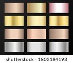 Glossy Golden  Platinum  Bronze ...