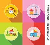 house icon | Shutterstock .eps vector #180235619