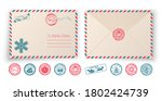 Christmas Stamps And 2 Sides Of ...