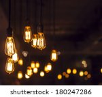 light bulb | Shutterstock . vector #180247286