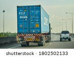 Editorial Use Only  A Truck O...