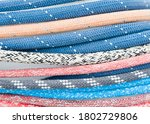 background from multicolored... | Shutterstock . vector #1802729806