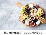 Charcuterie Board. Cheese...