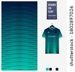fabric textile pattern design... | Shutterstock .eps vector #1802897026