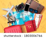 Travel And Tour Vector Design....