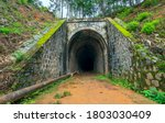 Abandoned Railway Tunnel In The ...