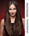 Beautiful Hair Woman Long...