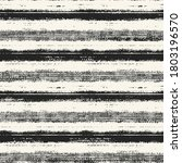 monochrome glitched textured... | Shutterstock .eps vector #1803196570