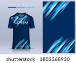 fabric textile for sport t... | Shutterstock .eps vector #1803268930