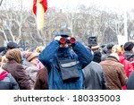 odessa  ukraine   march 6  2014 ... | Shutterstock . vector #180335003
