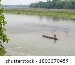 Chitwan  Nepal   Circa April...