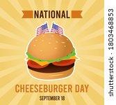 National Cheeseburger Day...