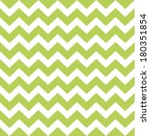 Zigzag Pattern In Wild Green...