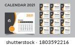 2021 Desk Calendar  Desk...