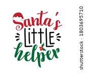 Santa's Little Helper  ...