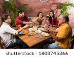 Indian Multigenerational Family ...