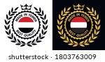 made in yemen  vector stamp.... | Shutterstock .eps vector #1803763009