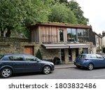 Roadside Two Story Cafe Lower...