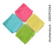 Set Of Colorful Microfiber...