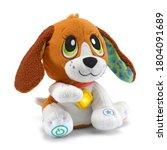 Baby Puppy Dog Stuffed Toy...